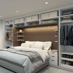 Fitted Bedroom Furniture, Fitted Bedrooms, Clean Bedroom, Master Bedroom, Fitted Wardrobes, Wardrobe Design, Quality Furniture, Design Process, Storage Solutions