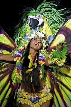 Bumba Boi Festival, Parintins, Brazil 11 by Paulo Sullivano, via Flickr