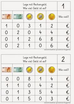 10+ best Geld images on Pinterest in 2018 | Money, Kids learning and ...