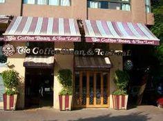 B L A C K - M U G - O W N E R * Cairo .. The Coffee Bean Café