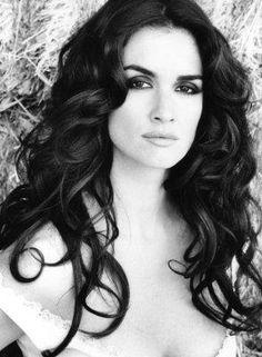 Paz Vega, actriz española que ha participado en series como '7 vidas' y películas como 'Lucía y el sexo'.
