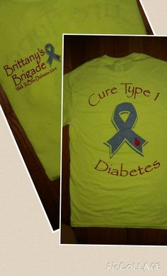 2014 Walk to Cure Diabetes.for my daughter Cure Diabetes, To My Daughter, The Cure, Sweatshirts, T Shirt, Tops, Women, Fashion, Supreme T Shirt