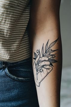 Instagram: Delamontee Tattoo Artist: Lmariera