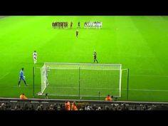 Liverpool vs. Northampton Town Penalties