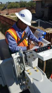 Meet Andres: one of TDS' Star technicians