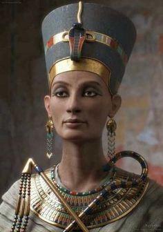 Tajemná Nefertiti: odkud pocházela a kam zmizela nejkrásnější egyptská panovnice?