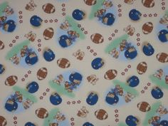 Custom Made Baby Items, Puppy, Dog, Football, Stars, Jersey Knit, Tshirt Knit Fabric, Boppy Cover, Crib Sheet, Bassinet Sheet More