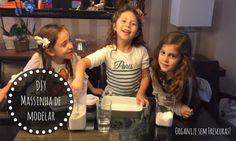 Organize sem Frescuras | Rafaela Oliveira » Arquivos » Como fazer massinha de modelar em casa | by minha filha Alice