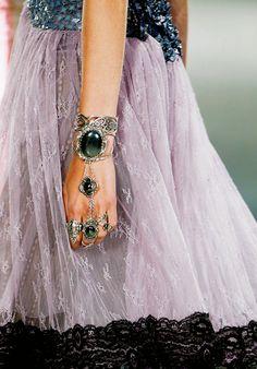 the art of fashion;