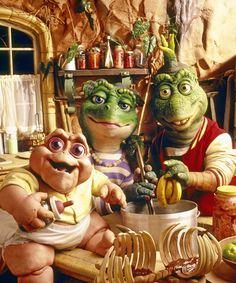 abc cartoon shows Dinosaurs Tv, Dinosaurs Series, Jim Henson, Kids Tv, 90s Kids, 90s Childhood, Childhood Memories, Disney Plus, Old Shows