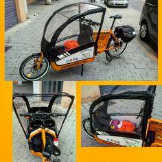 The Son of the Wind tambien lleva niños! Www.urbanciclo.es - Tw: @urbancicloalba- f: Urban Ciclo - Instagram: @urbanciclo #urbanciclo #ecomensajeria  #Albacete #cargobike #bicimensajeria #bikemessengers #bullitteer #bullitt #bullittlife #messlife #bikecourier #transportesostenible