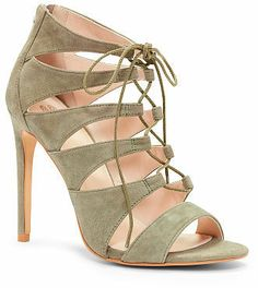 VS Collection Lace-up Sandal
