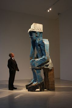 Artist: Georg Baselitz Venue: Contemporary Fine Arts, Berlin Exhibition Title: Dr Freud and Other Music Date: October 13 – November 14, 200