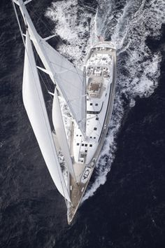 Sailing along!
