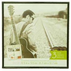 Studio DŽécor® LP Album Frame 3-Pack
