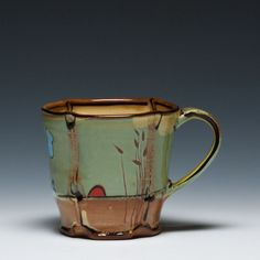 Victoria Christen Red Moon & Wheat Cup