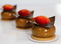 https://flic.kr/p/EQ1VWM | Chocolate Hazelnut Petit Gateaux Bachour's Class at…