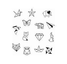 Cute Tiny Tattoos, Mini Tattoos, Small Tattoos, Henna Tattoo Hand, Doodle Tattoo, Geometric Shapes Art, Geometric Drawing, Bullet Journal Art, Bullet Journal Ideas Pages