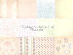 Free Vintage Textures