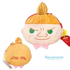 Moomin Characters Moomin valley Ami Amy mascot plush big coins pouch buckle    #Moomin #Moominvalley #mascot #wallet #coinpouch #pouch #charm #strap #KAWAII #CUTE #cutegift #worldwide #KAWAMONO  #KawaiiGiftShop #Worldwideshipping #Onlineshop #onlineshopping #GiftShop #Importfromjapan