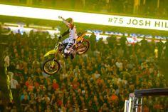Josh Hill | Supercross