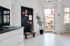 Дизайн интерьера квартиры на 68 квадратных метрах | Интрерьерные штучки