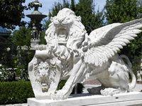Exterieur - Antik Möbel Hesz Garden Sculpture, Lion Sculpture, Statue, Interior, Outdoor Decor, Art, Antique Furniture, Interieur, Art Background