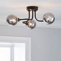 30 Living Room Ideas Industrial Style Wall Lights Lounge Lighting Flush Lighting