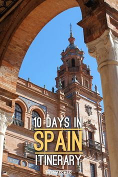 Winter in Andalusia: 10 Days in Spain | If you are planning to spend 10 Days in Spain, check out our Andalusia itinerary which includes Seville, Cordoba and Granada.