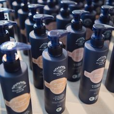 Rudolph Hair  We have filled the bottles with the finest natural ingredients and created a haircare range that leaves hair clean, voluminous and shiny – without making it heavy, flat and greasy ✔️ #rudolphhair #blossomshampoo #foreversoftconditioner #shampooensdessert #organic #sustainable #haircare #svanemærket #newwebsite www.rudolphcare.com