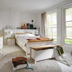 landhaus schlafzimmer schlafzimmer einrichten landhausstil bett country stil