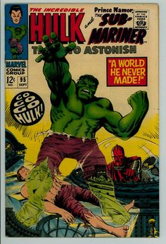 Tales to Astonish 95 (FN/VF 7.0)