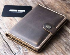 Wallet Gift Ideas for Men Father's Day Gift Leather