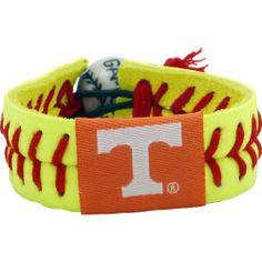 Tennessee Volunteers Classic Softball Bracelet by Gamewear, Inc.. $8.72. NCAA Tennessee Volunteers Classic Softball Bracelet