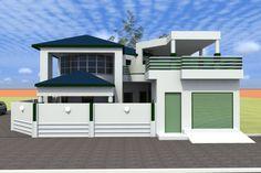 DB VILLA DESIGNED BY ALK FROM OUAGADOUGOU BURKINA FASO