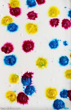Rainbow Burst Oobleck- Twodaloo