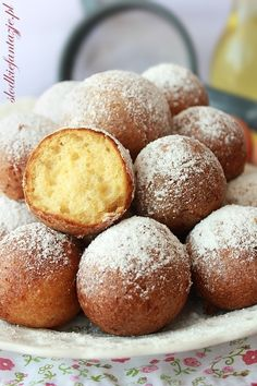 recipes easy dessert recipes easy dessert recipes with ground beef casserole recipes with chicken tenders recipes for dinner easy recipes No Bake Desserts, Easy Desserts, Dessert Recipes, Mini Donut Recipes, Cookie Recipes, Churros, Beef Casserole Recipes, Chicken Tender Recipes, Sweets Cake