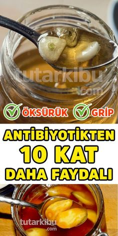 10 times useful syrup recipe from antibiotics - Ev Yapımı İlaçlar - Diet And Nutrition, Health Diet, Health Fitness, Natural Health Remedies, Herbal Remedies, Natural Medicine, Herbal Medicine, Diet Tips, Healthy Tips