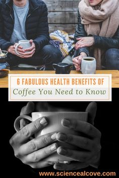 6 Fabulous Health Benefits of Coffee You Need to Know Health benefits of coffee? That statement contradicts older advice and old wives' tales.#science #coffeeandhealth #coffeescience