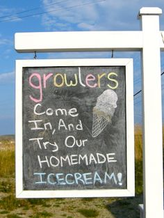 Like it's sister restaurant, Nicole's, Growlers is pure Newfoundland.  Hyper-seasonal in nature, its staff, who are all local women, make some of the most innovative ice creams anywhere.