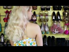 Heatless Wavy Hair - YouTube