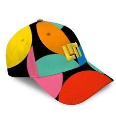 Golfing Caps by Loudmouth Golf - Big Balls Fancy Cap.  Buy it @ ReadyGolf.com
