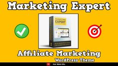 Super Hot Expert WordPress Theme for Affiliate Marketers – Increase Conversion Rates