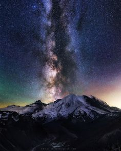 Milky Way Eruption by Rick Parchen on 500px