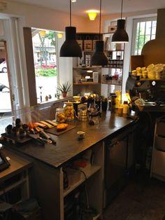 Café Bretelles: coffee shop à l'américaine à #Strasbourg