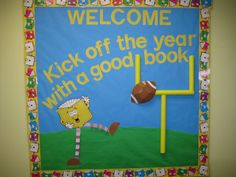 welcome back bulletin boards for the library - Google Search