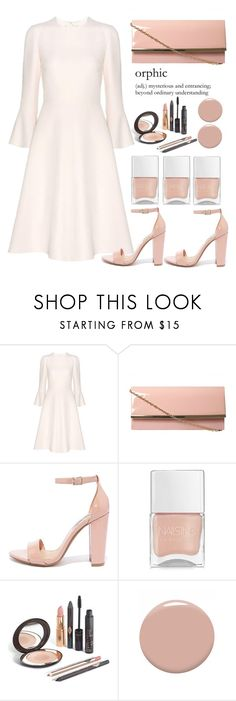 """""""Orphic"""" by felicitysparks ❤ liked on Polyvore featuring Valentino, Dorothy Perkins, Steve Madden, Nails Inc. and Christian Louboutin"""