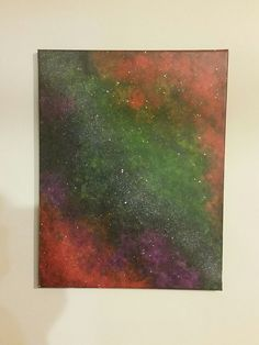 fine art of Meghan  Bourgeois available for sale find my art page on facebook for more details.   #art #galaxyart #space #galaxy #nebula #artist
