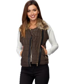 Street Smart Puffer Vest by Sass Online | THE ICONIC | Australia
