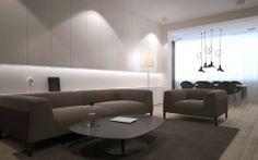 """sohvaseinää ei tarvitse jättää """"paljaaksi"""" kaapeista... http://mahno.com.ua/en/dizayn-kvartir/show/41 Фото — Friend\'s apartment — Design of apartments"""